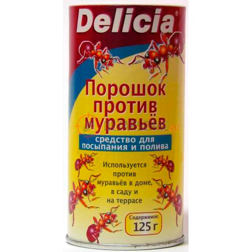 Delicia, порошок от муравьев